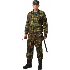 "Костюм ""СИРИУС-Фрегат"" куртка, брюки (тк. Грета 210) КМФ зеленый"