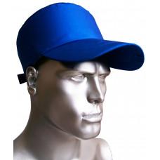"Каскетка-бейсболка ""ПРЕСТИЖ"" AMPARO защитная синяя  (126905)"