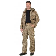 """Костюм """"СИРИУС-Пума"""" куртка, брюки (тк. Грета 210) КМФ Памир"""