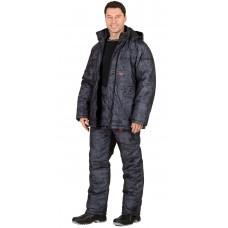 """Костюм """"СИРИУС-Тайга"""" зимний: куртка, брюки. (тк.Алова) КМФ Мишень"""