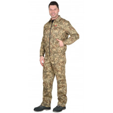 """Костюм """"СИРИУС-РЫСЬ"""" : куртка, брюки КМФ Памир"""