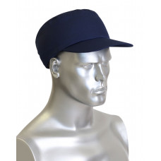 Каскетка-бейсболка защитная темно-синяя (шт)