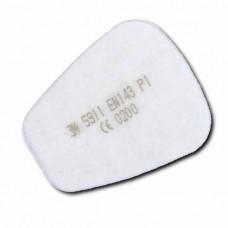 Предфильтр 3М 5911 (Р1) FFP1 противоаэрозольный