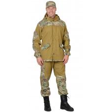 "Костюм ""СИРИУС-Горка"" куртка, брюки (п-но палаточн.+отделка тк.Рип-стоп) Мультикам"