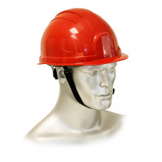 Каска защитная СОМЗ-55 FAVORIT HAMMER красная (77516)