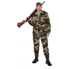 "Костюм ""СИРИУС-Патриот"" куртка, брюки (тк. Рип-стоп) КМФ Нато"