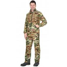 Куртка флисовая КМФ Мультикам