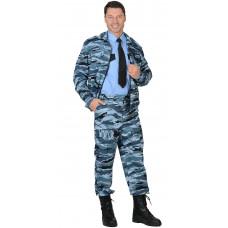 "Костюм ""СИРИУС-Фрегат"" куртка, брюки (тк. Грета 210) КМФ Серый вихрь"