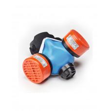 Полумаска Бриз-3201 (РУ) газопылезащитная А1В1Е1Р1D (х40)