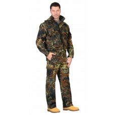 """Костюм """"СИРИУС-Тигр"""" куртка, брюки (тк. Рип-стоп 210) КМФ Флектарн"""