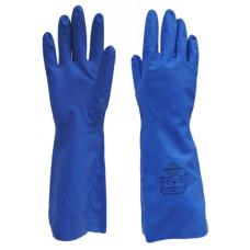 """Перчатки """"НИТРО-SP"""" р.S-New,M,L,XL , в уп.144пар (нитрил, без покрытия, толщ.0,28мм,дл.330мм.)"""