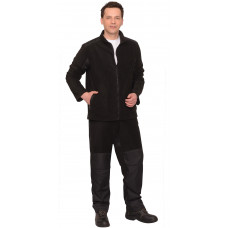 """Костюм флисовый """"СИРИУС-FITSYSTEM"""" куртка, брюки с отделкой дюспо"""