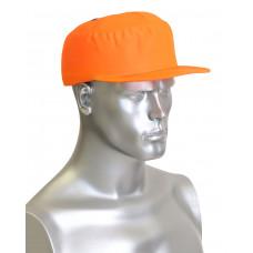 Каскетка-бейсболка защитная оранжевая БРИЗ