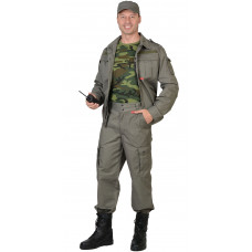 "Костюм ""СИРИУС-Тайфун"" куртка, брюки (тк.Rodos  ) олива"