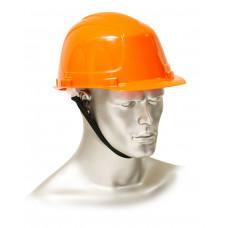 Каска защитная К5-1 с храповиком  (Буревестник) оранжевая