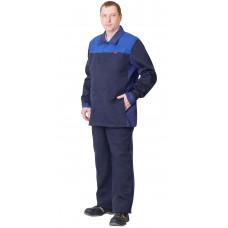 "Костюм ""СИРИУС-СCOTTON"" куртка, брюки (К80/Щ20, НМВО, Эс)"