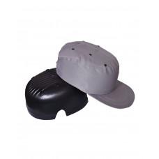 Каскетка-бейсболка защитная серая