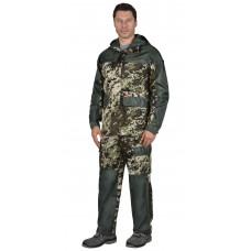 """Костюм """"СИРИУС-Эверест"""" : куртка, брюки (тк. Кроун) КМФ Пиксель"""